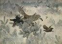 Hawk and Black-Game (Bruno Liljefors) - Nationalmuseum - 19423.tif