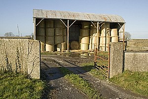 Hay shed - geograph.org.uk - 669503.jpg