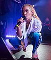 Hayley Kiyoko performing in Austin, Texas (2018-05-07) (27249107687).jpg
