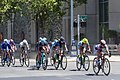 Heading for the finish on Stage 3 in Sacramento (34916891735).jpg