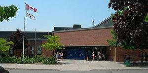 Heart Lake Secondary School - Image: Heart Lake Secondary School