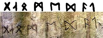 Heavener, Oklahoma - The Heavener Runestone