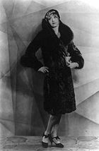 November 6: Hedda Hopper