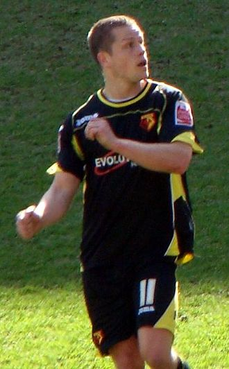 2009–10 Watford F.C. season - After leaving the club in 2005, Heiðar Helguson rejoined Watford on loan for 2009–10.