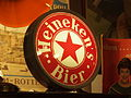 Heinekens Bier lichtreclame.JPG