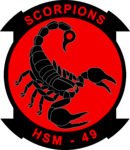 Helicopter Maritime Strike Squadron 49 (US Navy) insignia 2016.png