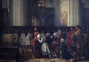 English: The Trental Mass for Berthal de Haze ...