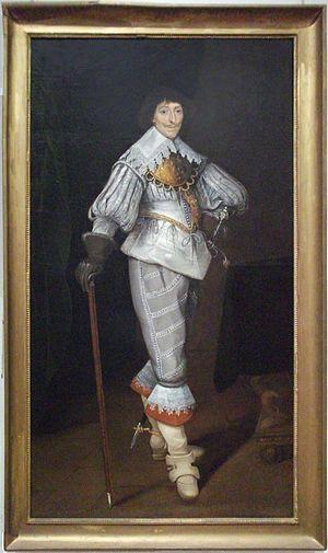 Ferdinand Elle - Henri de Lorraine, marquis de Mouy.