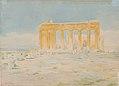 Henry Bacon - The Parthenon, East Facade - 1927.5.2 - Smithsonian American Art Museum.jpg