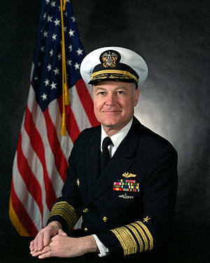 Henry G. Chiles Jr. - Admiral Henry G. Chiles Jr.