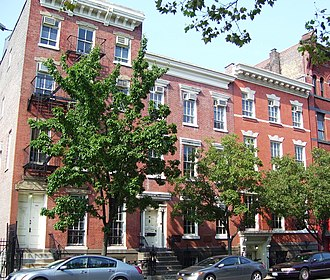 Henry Street Settlement - Image: Henry Street Settlement 263 267 Henry Street