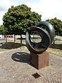 Herbert Gebauer Bronze-Plastik, Kornwestheim (5).jpg
