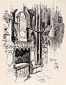 Herbert Railton Chaucer's Tomb A Brief Account of Westminster Abbey 1894.jpg