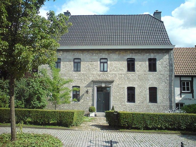 Herbesthal (Belgium): House