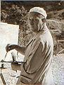 Hermann Willhelm in Portonovo, Italien 1958.jpg