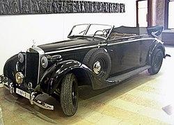 Heydrich's car