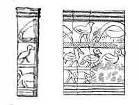 Hierakonpolis ivory cylinder with animals, with impression (drawing).jpg