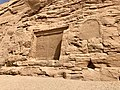 Hieroglyphic Carvings, Temple of Hathor and Nefertari, Abu Simbel, AG, EGY (48016629641).jpg