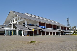 Higashi-Obama Station Railway station in Obama, Fukui Prefecture, Japan