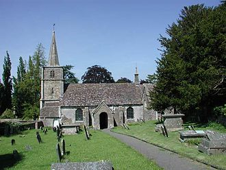Hill, Gloucestershire - Image: Hill (Glos) St Michael's Church geograph.org.uk 67873