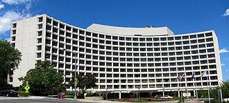 Uris Buildings Corporation - Washington D.C. Hilton