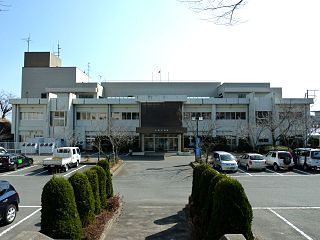 Town in Tōhoku, Japan