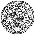 Historical Brasov CoA 1601-1614.png