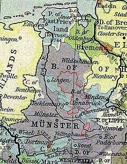 Prince-Bishopric of Osnabrück