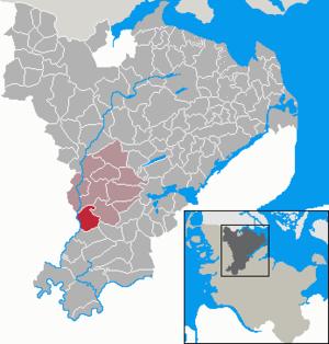 Haithabu Karte.Hollingstedt Treene Wikipedia