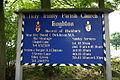 Holy Trinity Parish Church, Hoghton, Sign - geograph.org.uk - 619236.jpg