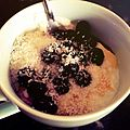 Home prepared yoghurt and muesli with berries.JPG