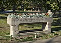 Horse Trough - Drinking Fountain Within South Park Gardens (Wimbledon, London).jpg