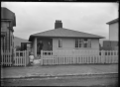 House and people at 6 Patrick Street, Petone ATLIB 141085.png