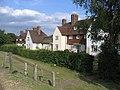 Houses along Station Road, Ditton, Kent - geograph.org.uk - 190822.jpg