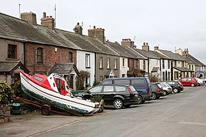 Houses on Main St. Ravenglass - geograph.org.uk - 1733625.jpg