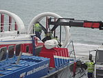 Hovertravel Freedom 90 propellers being removed 2.JPG