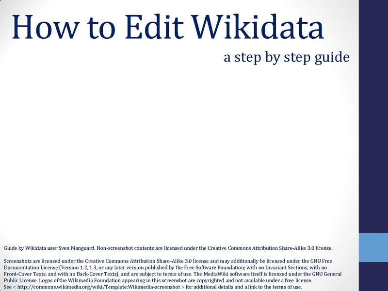 File:How to Edit Wikidata.pdf