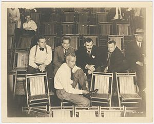 Howard Hawks - Howard Hawks in 1929 or 1930