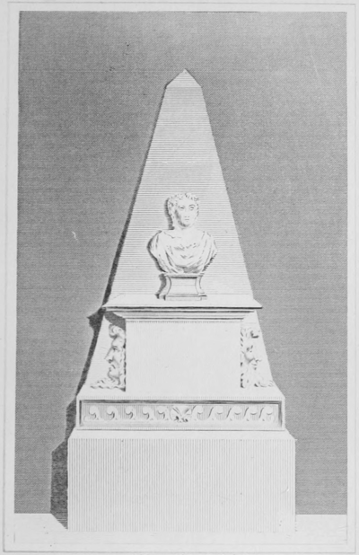 Butler's monument in Westminster Abbey