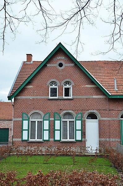 Huis Lilly, Wuustwezel