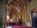 Hungary, Pest - Parliament (Országház).JPG