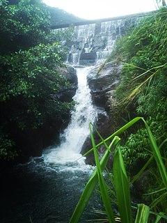 Hunnas Falls