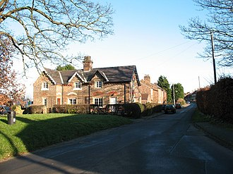 Hutton Conyers - Image: Hutton Conyers village geograph.org.uk 327831