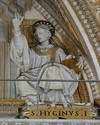 Cerdo (gnostic) - St. Hyginus.