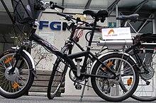 Motorized bicycle - Wikipedia