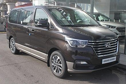 54d7092ec7 Hyundai Grand Starex Urban (Second facelift  Korean)