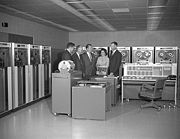 IBM 7090 computer