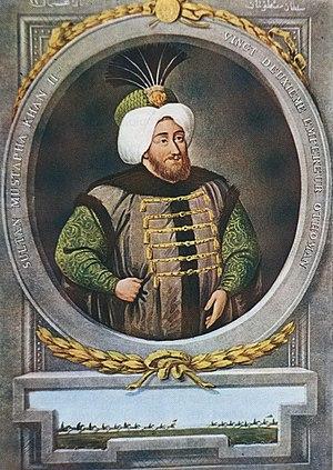 Mustafa II - Image: II. Mustafa