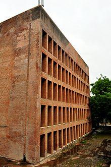Architecture moderne de l 39 inde wikip dia for Architecture islamique moderne