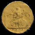 INC-518-r Андреевский червонец 1749 г. (реверс).png